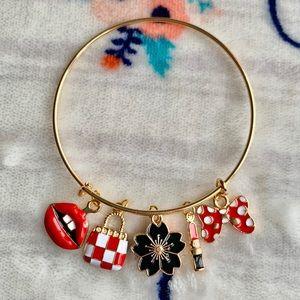 Jewelry - 💋 Women's Beauty Charm Bracelet 💋